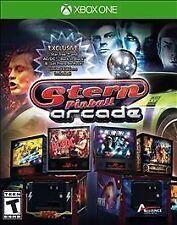 Stern Pinball Arcade XBOX ONE NEW