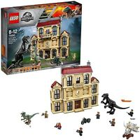 Lego 75930 Jurassic World Indoraptor Rampage at Lockwood Estate - Brand New