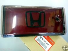 JDM HONDA Acura NSX Smoked&Black H-logo REAR BACK PANEL GARNISH 75522-SL0-N01