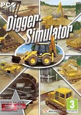 Digger Simulator PC CD