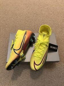 Nike Mercurial Vapor Superfly 7 Elite MDS FG BQ5469 CR7 Size 9 Soccer Cleats