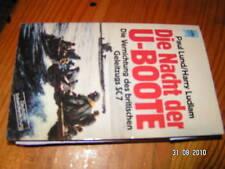 Die Nacht der U-Boote Paul Lund Harry Ludlam