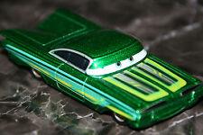 "DISNEY PIXAR CARS 1 ""GREEN RAMONE""  LOOSE, SHIP WORLDWIDE"
