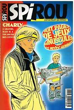 A15- Spirou N°3253 Huit pages de jeux avec les petits hommes,Charly
