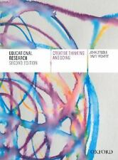Educational Research: Creative Thinking and Doing by John O'Toole, David...