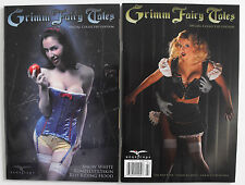 GRIMM FAIRY TALES-SPECIAL COLLECTED EDITION VOLUMES 1 & 2-2007-UNREAD NM/M