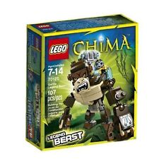 Lego Legends of Chima 70125 Gorilla Legend Beast Sealed