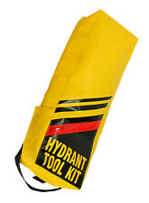 Extra Large Fire Hydrant Tool Bag - Attaches to Hose