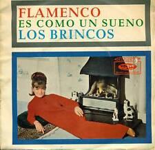 """LOS BRINCOS - FLAMENCO  VYNIL 7"""" S3626"""
