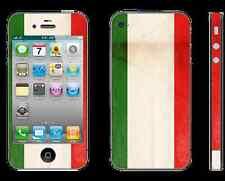 COVER SKINS PER iPhone 4 ADESIVO 3M ITALIA SKIN 01-01-16 ATTACCA STACCA NEW