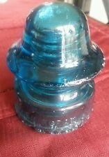 Hemingray Hemi Blue Insulator CD 164 No 20