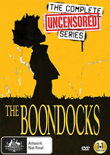 The Boondocks - Complete Uncensored Series DVD (New/Sealed)  Region All