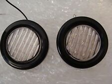 "2"" Flush Mount Backup LED Lights Includes A Pair 2 Lights with 9 LED's"