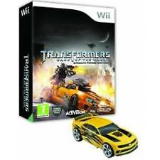 Transformers: Dark of the Moon -- Stealth Force Edition (Nintendo Wii, 2011) - European Version