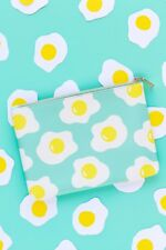 Studio D.I.Y. Sunny Side Up Fried Egg Bag - Can't Clutch This - Limited Edition