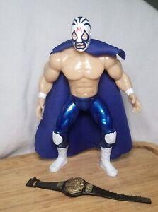 """MIL MASCARAS Mexican Wrestler 7"""" Luchadores Mexicanos CMLL AAA WWF Toys"""