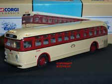 CORGI 98603 GM4506 DETROIT STREET RAILWAYS FORT AMERICAN DIECAST MODEL COACH BUS