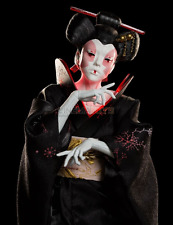 Ghost In the Shell GEISHA 1:4 Statue MIXED MEDIA FIGURE Limited Edition 500 WETA