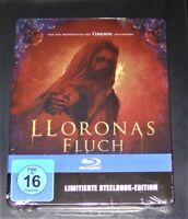 Lloronas Fluch Limitada steelbook Edición blu ray más Rápido Envío Nuevo & Ovp