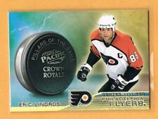 1998-99 Crown Royale Eric Lindros Pillars of the Game #18 Philadelphia Flyers