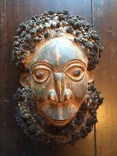 Bamileke Mask Cameroon Grassland Africa Antique