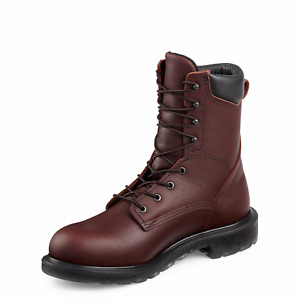 New in Box!!  Red Wing #608 Brown Leather MADE IN THE USA 8-Inch Boots