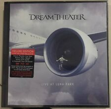 Dream Theater Live at Luna Park Deluxe 6-Disc Set (2-DVD+Blu-ray+3CD) NEW