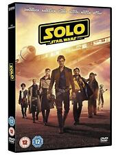 SOLO: A Star Wars Story DVD Brand New & Sealed Fast & Free Postage