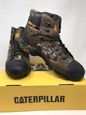 NEW CAT Caterpillar Men's Hoit Mid Waterproof Composite Toe Work/Hiker Boot 11M