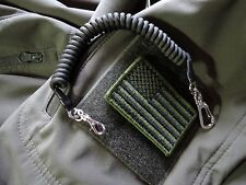 OD Green Paracord Lanyard -for- Maxpedition Condor Tactical LBT Tactical Tailor