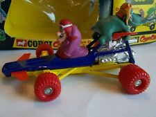 Corgi 809 Dick Dastardly Racing Car - Mint in Original Box