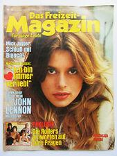 Freizeit Magazin 43/77, Nastassja Kinski, Led Zeppelin, BCR, Maggie Mae, Blair L