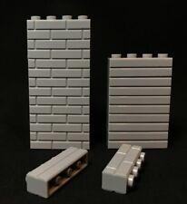 FIG-B150-LG: 1/12 Building Block x 150 pcs for Diorama Brick Wall - Light Grey