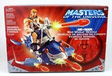 Masters of the Universe MOTU - He-Man War Whale Action Figure Vehicle