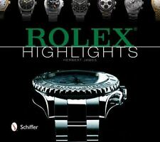 Rolex Highlights (Hardback or Cased Book)