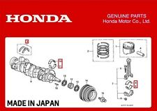 GENUINE HONDA ENGINE BEARINGS SET B-SERIES B16 B18 EG6 EG9 EK4 EK9 DC2 MB6