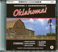 ROGERS & HAMMERSTEIN'S OKLAHOMA! CD - ORIGINAL SOUNDTRACK