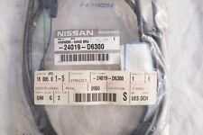 Genuine Nissan Harness Dash 24019-D6300