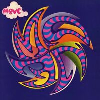 THE MOVE - MOVE (MONO)   VINYL LP NEW!