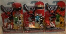 RARE! NEW POWER RANGERS SUPER MEGAFORCE LOT(3) LEGENDARY KEYPACKS FAST FREE SHIP