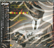 V.A.-ROCK AND ROLL MUSIC! -THE SONGS OF CHUCK BERRY-JAPAN CD G09
