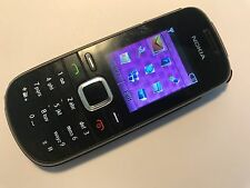 Nokia 1661-2 - Black (Unlocked) Mobile Phone 1661 - Fully working & Tested