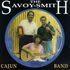 The Savoy-Smith Cajun Band - Now & Then [New CD]