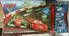 Disney Pixar Cars 2 Charge N Race Speeday NRFB 4 Charge-Ups MOC Shu Todoroki +3