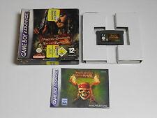 Pirates of the Caribbean 2/Pirates of the Caribbean for Gameboy Advance/Gba Bnib