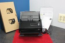 New Fujitsu ScanSnap iX500 Color Desktop Scanner w/ Double Sided Scanning
