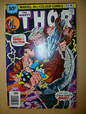 THE MIGHTY THOR Marvel Comics, JUNE 1976 Issue, Vol.1, No.248