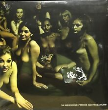 JIMI HENDRIX, ELECTRIC LADYLAND, GATEFOLD BANNED NUDE COVER 180G VINYL 2LP SEAL