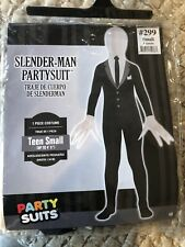 Teen Small Slender-Man Costume