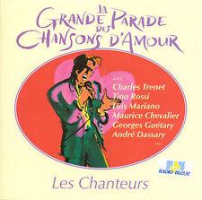 NEW - La Grande Parade: Chanteurs by Various Artists